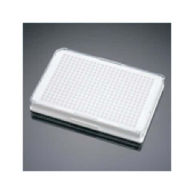 Corning™BioCoat™ 384-Well, Poly-D Lysine-Treated, Flat-Bottom Microplate White and Clear; 5/Cs; 384-well Corning™BioCoat™ 384-Well, Poly-D Lysine-Treated, Flat-Bottom Microplate