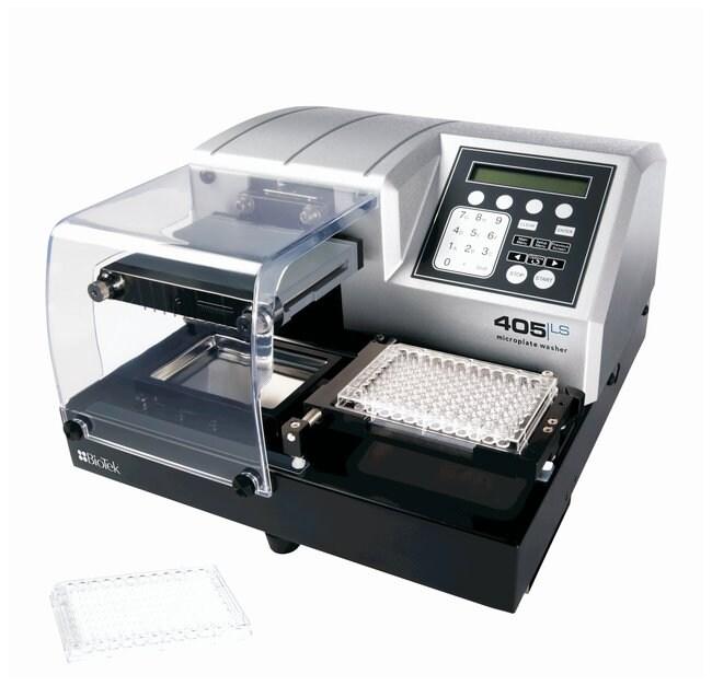 BioTek™405™ LS Microplate Washers with Ultrasonic Advantage™ Washer for 96-well microplate washing BioTek™405™ LS Microplate Washers with Ultrasonic Advantage™