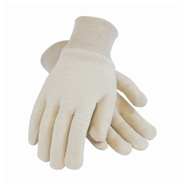 PIP Men's Cotton / Polyester Jersey Glove:Gloves, Glasses and Safety:Gloves
