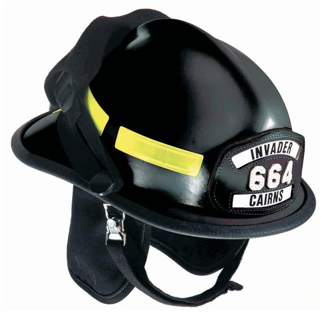 MSA™ Cairns™ Invader 664 Fire Helmets: Tuffshield