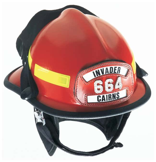MSA™Cairns™ Invader 664 Fire Helmets: Cairns Goggle System