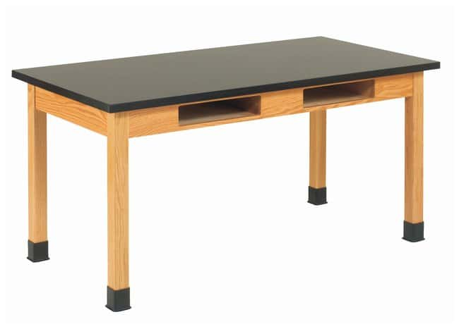 Diversified Woodcrafts™ Oak Table with Plain Aprons