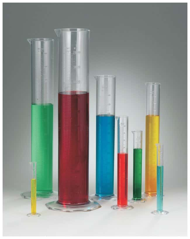 Bel-Art™ SP Scienceware™ Clear Graduated Cylinders