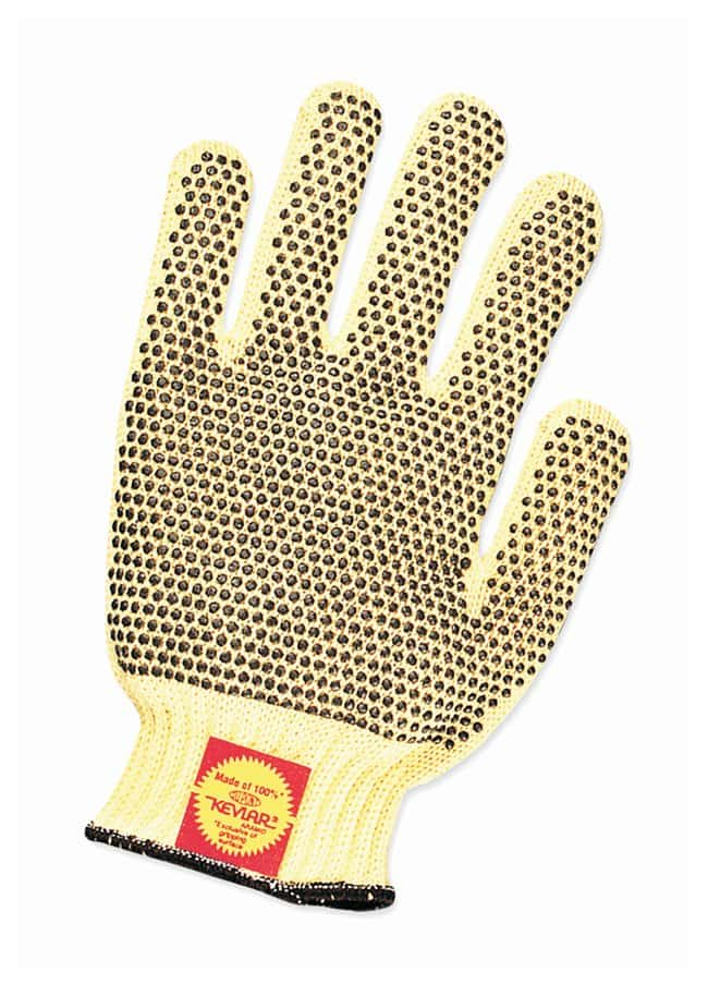 Honeywell Perfect Fit Tuff-Knit Extra PVC-Coated Gloves Single side brown