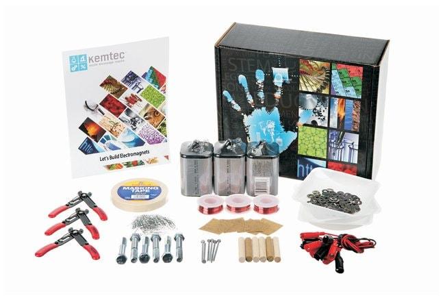 Kemtec™ Let&apos;s Build Electromagnets Kit<img src=