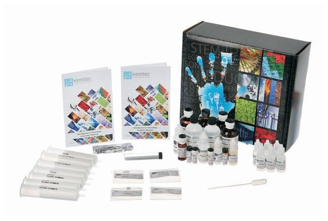 Kemtec™ Forensics Kit: Introduction to Toxicology<img src=