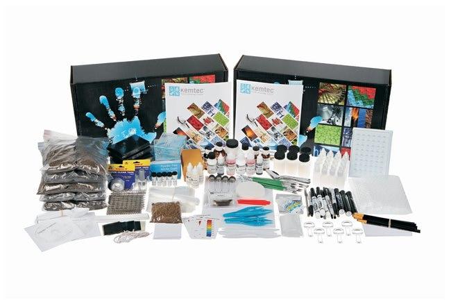 Kemtec Master Forensics Kit Master Forensic Kit:Education Supplies