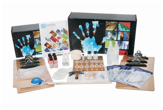 Kemtec™ Forensic Blood Spatter Kit<img src=