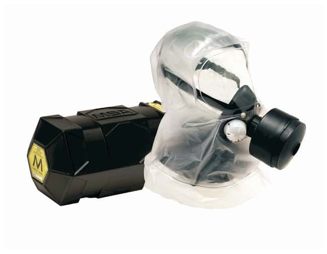 MSA Safe Escape CBRN Respirators:Gloves, Glasses and Safety:Respiratory