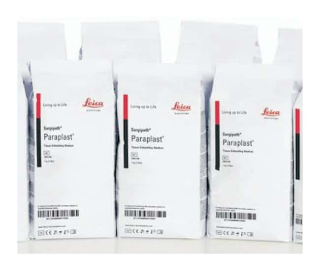 Leica Microsystems Surgipath Paraplast Tissue Embedding Medium:Histology,