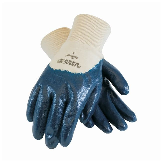 PIP ArmorLite Lightweight Nitrile-Coated Palm Gloves:Gloves, Glasses and