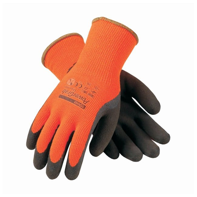PIP™ PowerGrab Thermo Hi-Vis Orange Gloves
