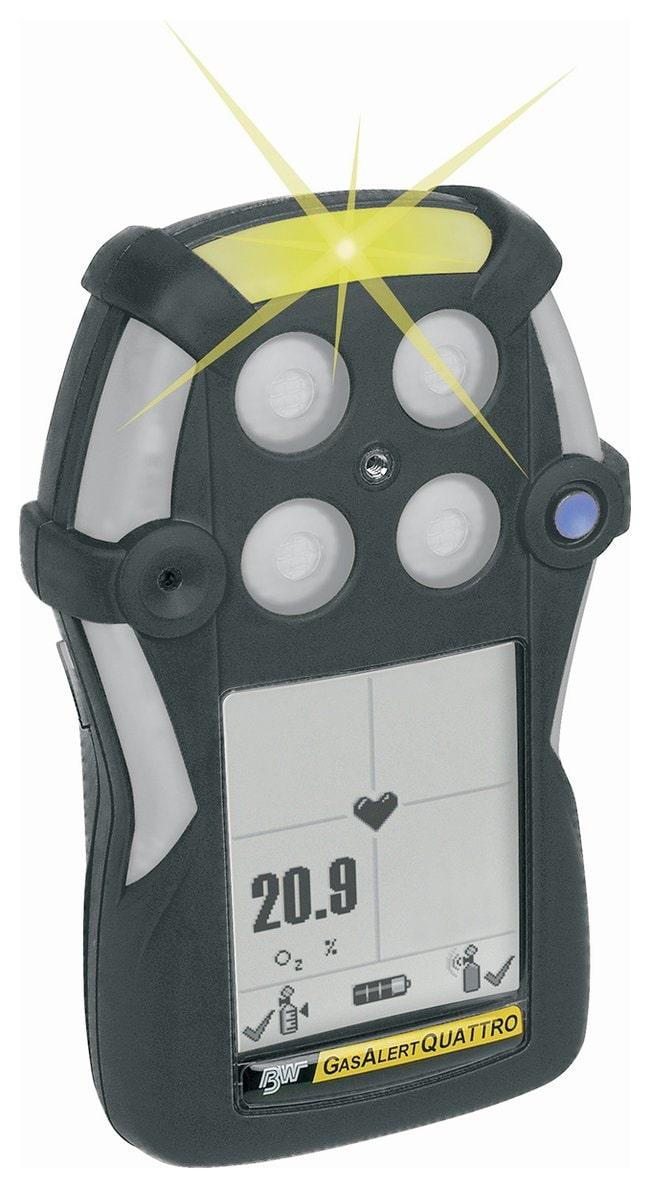 Honeywell Analytics GasAlertQuattro Rechargable Single-Gas Detectors:Gloves,