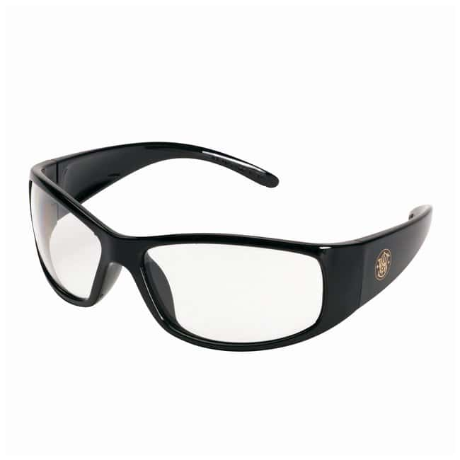Kimberly-Clark Professional Smith  Elite Safety Glasses Black Frame; Clear