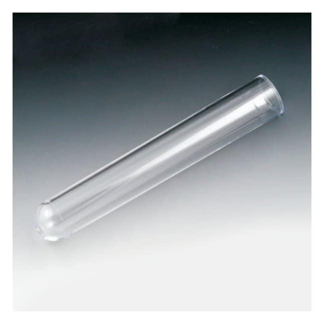 Globe Scientific 16 x 100mm Test Tubes Nongraduated; Without rim; 1000/Cs.:Test