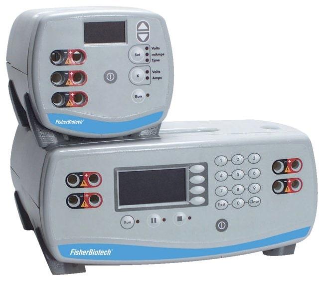 FisherbrandElectrophoresis Power Supplies 120V; Maximum voltage: 3000V:Gel