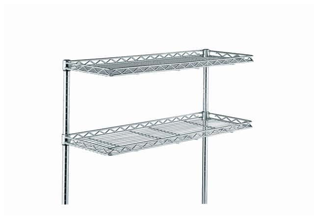 Metro™Super Erecta™ Heavy Duty Stainless Steel Cantilever Shelf