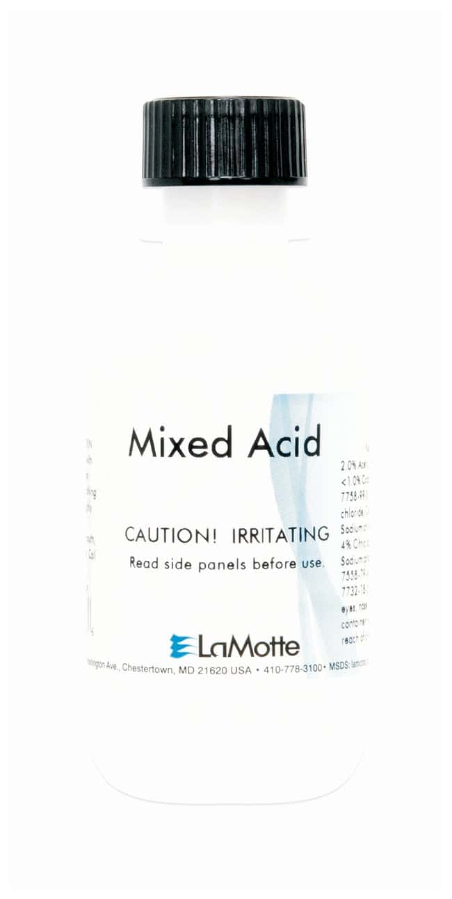 LaMotte Reagent Refills  Mixed Acid:Testing and Filtration