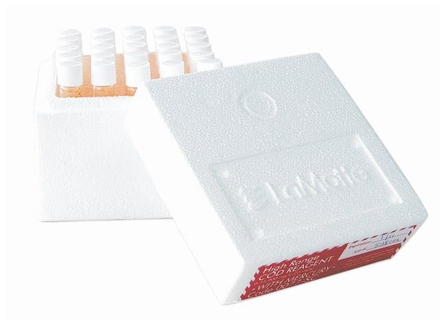 LaMotte SMART Spectro System COD Reagents Range: 0 to 15,000ppm:Testing