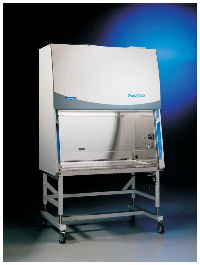 Labconco PuriCare Procedure Stations, Class A1, 6ft. Width, 12in. Opening,