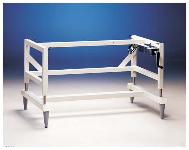 Labconco™ Manual and Electric Hydraulic Lift Base Stands