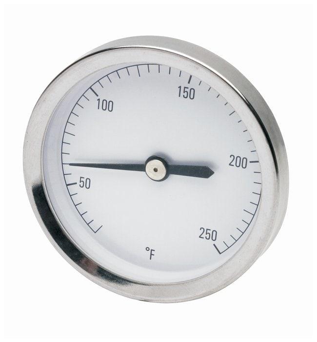 H-B InstrumentDurac Bi-Metallic Surface Temperature Thermometers: Stainless