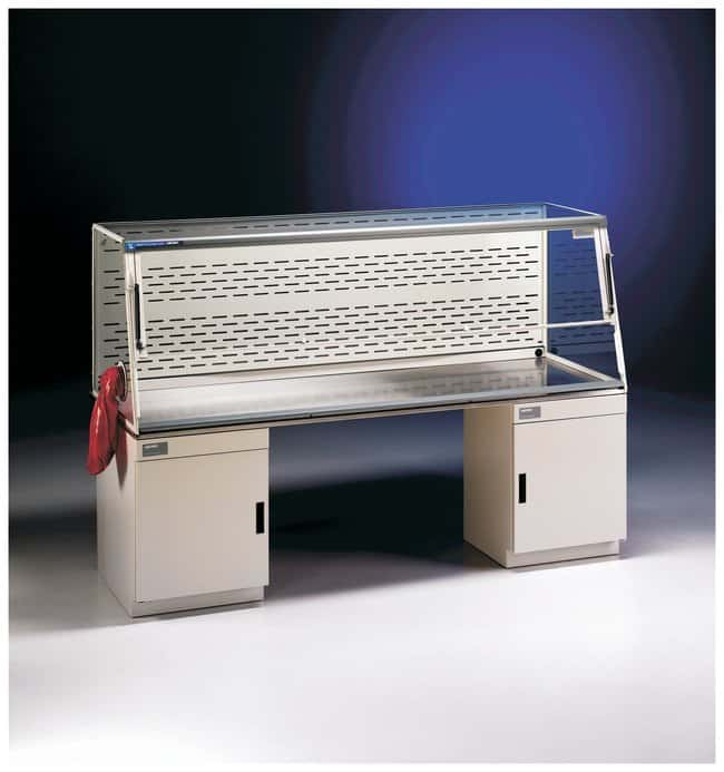 LabconcoXPert Balance Enclosures  Tall and Deep, 6 ft. Wide 6 ft. wide:Fume