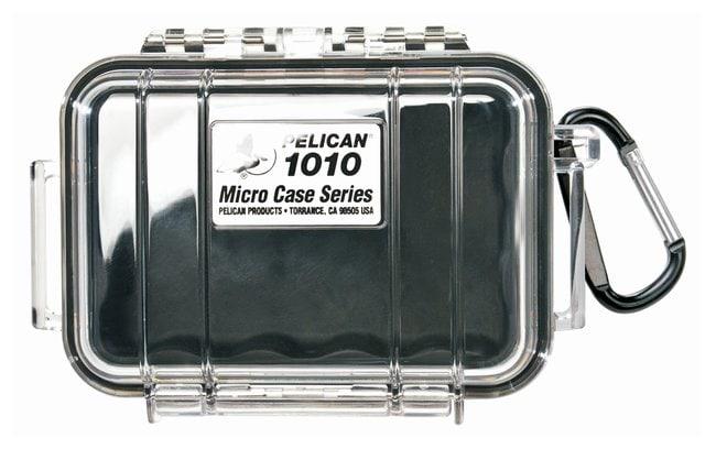 PelicanSmall Micro-Cases Micro-case; Black:Emergency Response Equipment