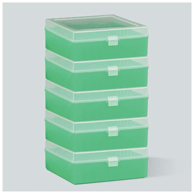Fisherbrand™ 100-Place Polypropylene Storage Boxes