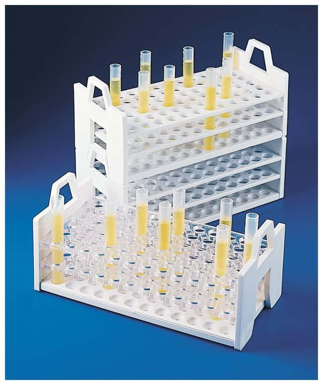 Bel-Art™SP Scienceware™ Stack Rack Test Tube Racks For 25 to 30mm tubes; 24 places Bel-Art™SP Scienceware™ Stack Rack Test Tube Racks