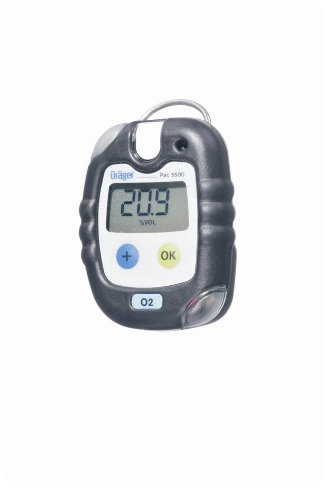 Dräger™Pac™ 5500 Single-Gas Detector