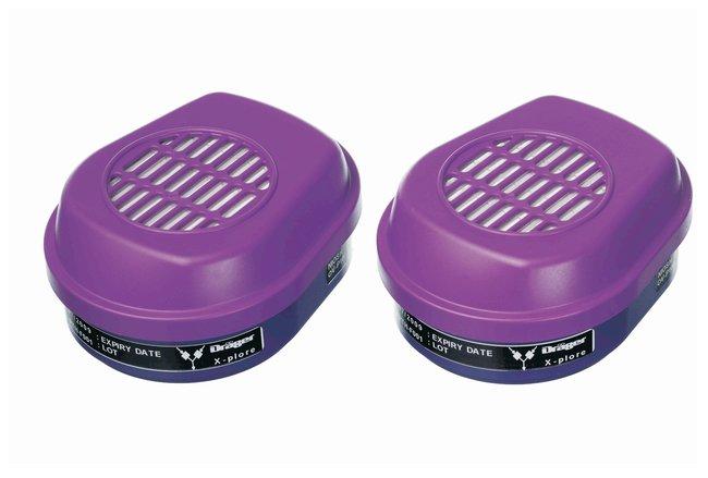 Dräger™NIOSH Respirator Cartridges