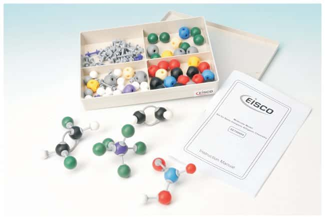 Eisco™ Student Organic and Inorganic Chemistry Molecular Model Sets