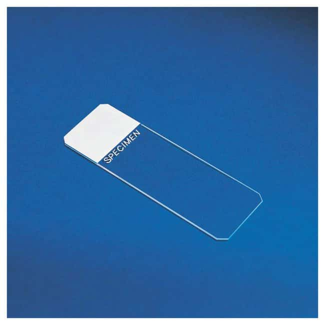 Fisherbrand Microscope Slides with Clipped Corners :Microscopes, Slides