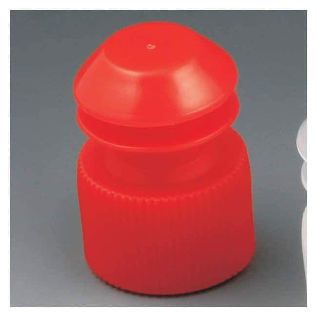 Globe ScientificFlanged Plug Caps For 16mm Tubes