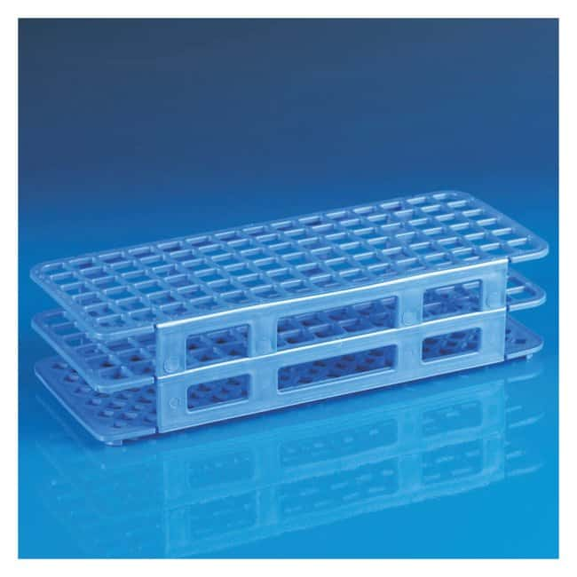 Globe Scientific Snap-N-Rack Tube Racks: 90-Place 90-Place; For 12/13mm