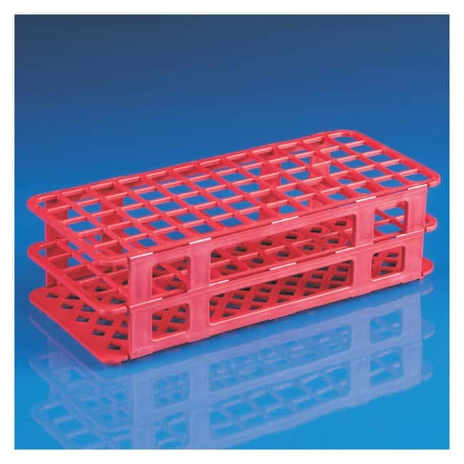 Globe Scientific Snap-N-Rack Tube Racks: 60-Place 60-Place; For 16/17mm