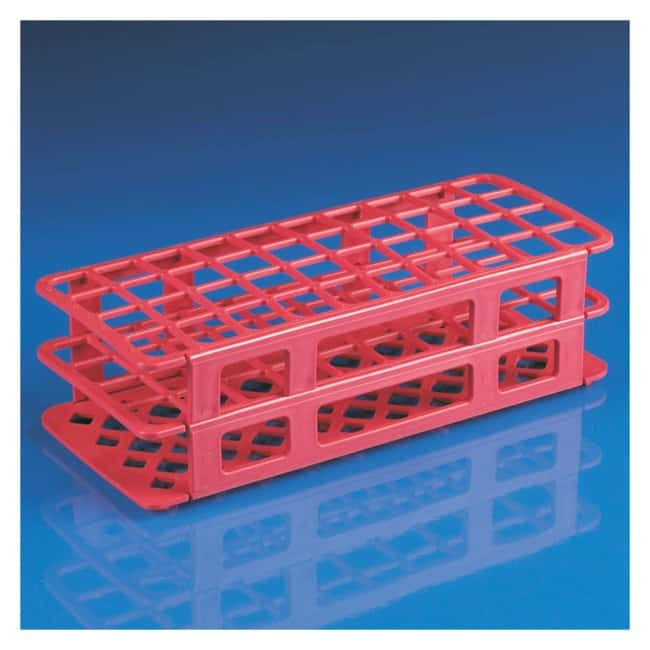Globe Scientific Snap-N-Rack Tube Racks: 40-Place 40-Place; For 20/21mm