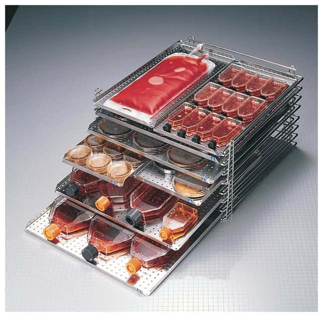 Bel-Art™ SP Scienceware™ Stak-a-Tray™ Tissue Culture Racks