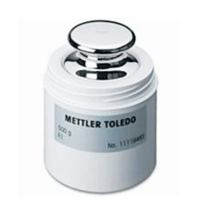 Mettler Toledo™ F2AC Basic Sheet Weights with Certificate