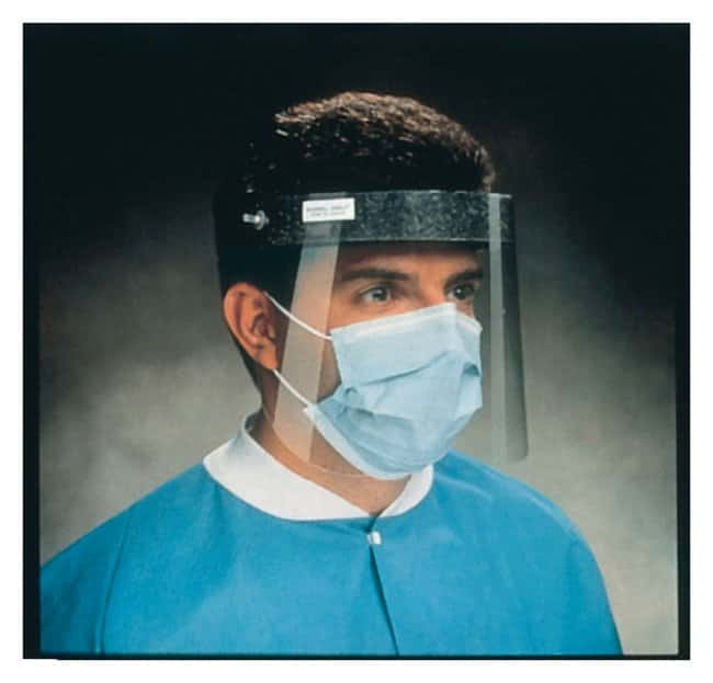 Kimberly-Clark Professional Guardall Face Shields:Gloves, Glasses and Safety:Personal