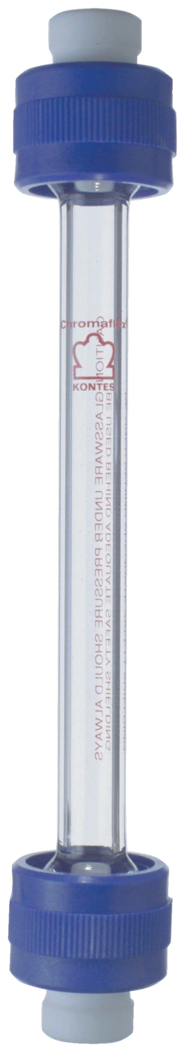 DWK Life SciencesKimble™ Kontes™ Chromaflex™ Columns 15L x 4.8cm I.D.; 271mL maximum volume DWK Life SciencesKimble™ Kontes™ Chromaflex™ Columns