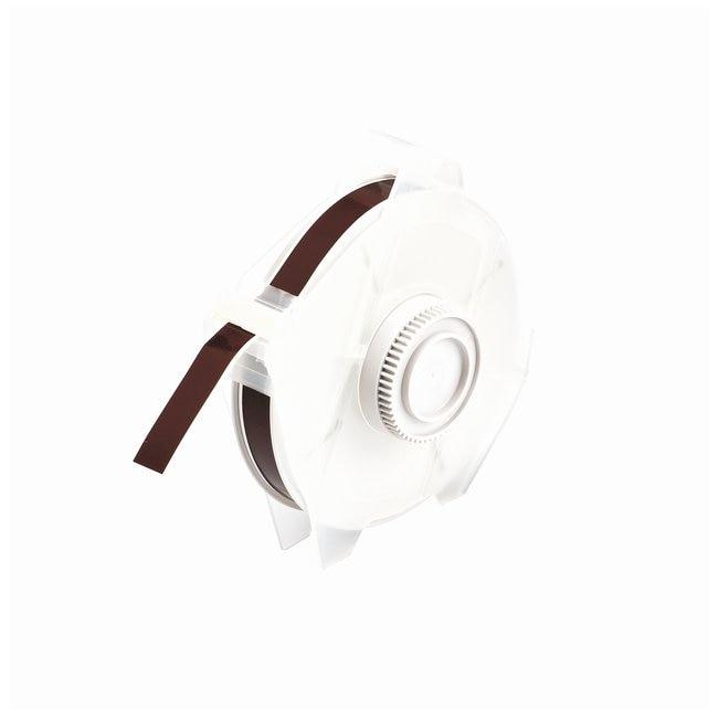 Brady GlobalMark Polyester Tapes Brown; 0.5 in. x 100 ft.:Gloves, Glasses