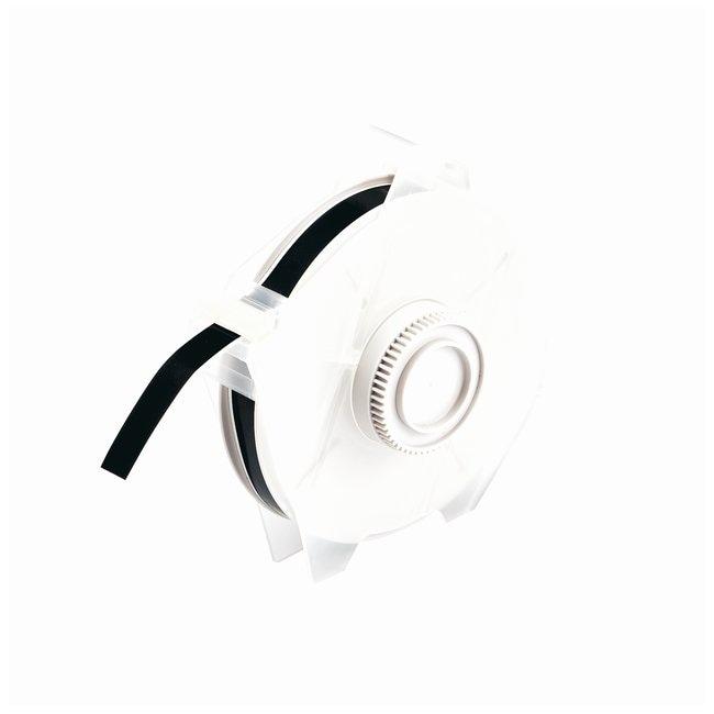 Brady GlobalMark Polyester Tapes Black; 0.5 in. x 100 ft.:Gloves, Glasses