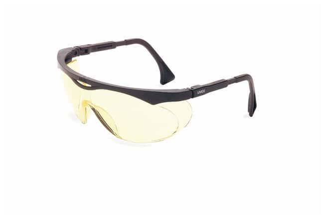 Honeywell Safety Products Uvex Skyper Safety Glasses Amber lens; UD coating:Gloves,