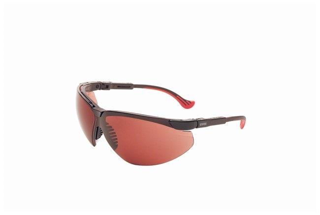 Honeywell Uvex Genesis XC Protective Eyewear Lens Tint: SCT-Gray; Coating: