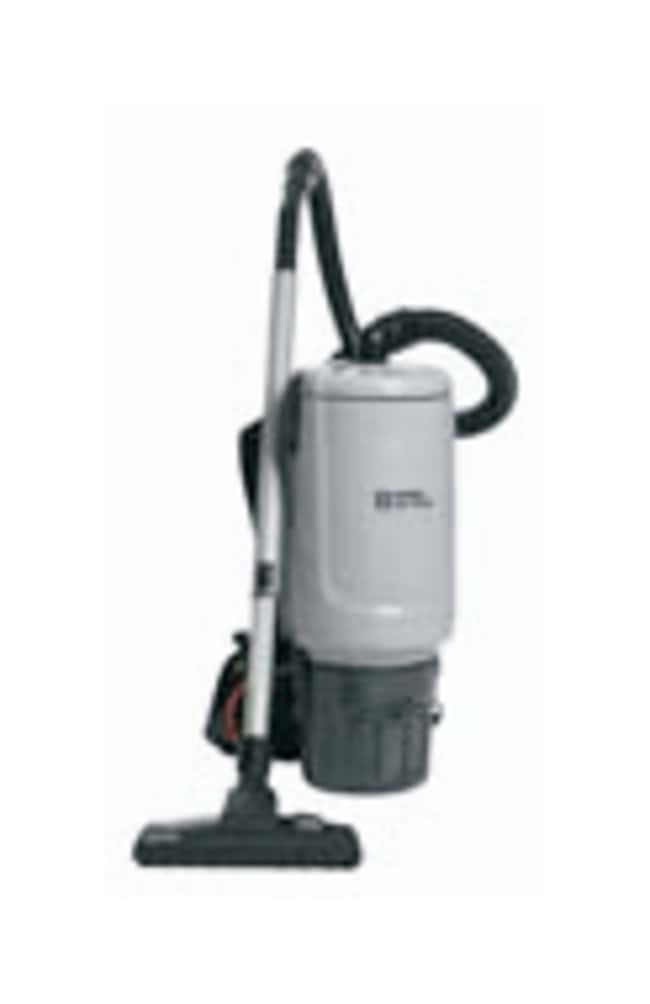 Nilfisk GD 10 Back Vacuum Back Vacuum; 120V 1300w, 9.5 amp:Gloves, Glasses