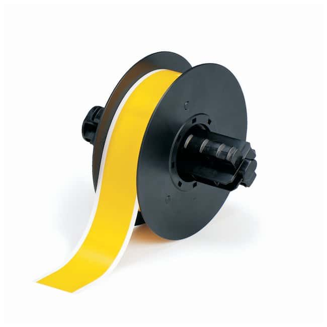 Brady™ BBP™ Hi-Performance Polyester Tape Yellow; 1.125 in. x 100 ft. Brady™ BBP™ Hi-Performance Polyester Tape