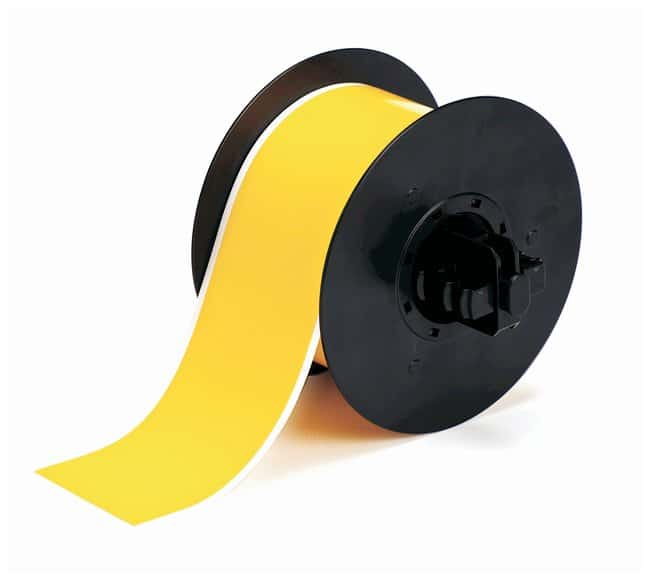 Brady™ BBP™ Hi-Performance Polyester Tape Yellow; 2.25 in. x 100 ft. Brady™ BBP™ Hi-Performance Polyester Tape