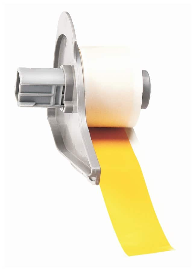 Brady™ Indoor/Outdoor BMP™71 Vinyl Labeling Tape Yellow; 1 in. x 50 ft. Brady™ Indoor/Outdoor BMP™71 Vinyl Labeling Tape